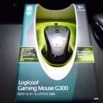 Logicool G300 G400 比較