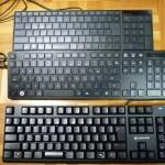 英語(カナなし)キーボード 比較 BSKBC02BK TK-FCP004BK TK-FCM015BK