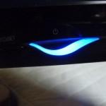 LG W2243T Blue LED