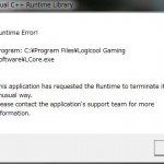Runtime Error!