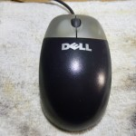 Dell 3-button USB Optical Scroll Wheel Mouse