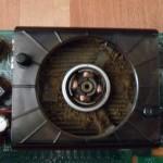 nVIDIA G86-103-A2 グラボ修理