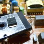 DELL E173FP ジャンクモニター修理