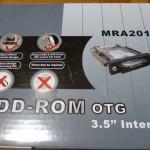 HDD-ROM OTG MRA201 (ガチャポン)