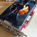 GTX460 1024M GDDR5 リフロー修理