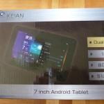 KEIAN 7インチ アンドロイドタブレット M716S