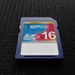 SP016GBSDH010V10 Silicon Power SDHCメモリーカード 16GB (Class10) ブリスターパッケージ