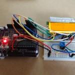 Arduino UNO LCD