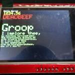 Arduino UNO LCD ILI9325