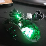 Razer Naga Hex , teardown
